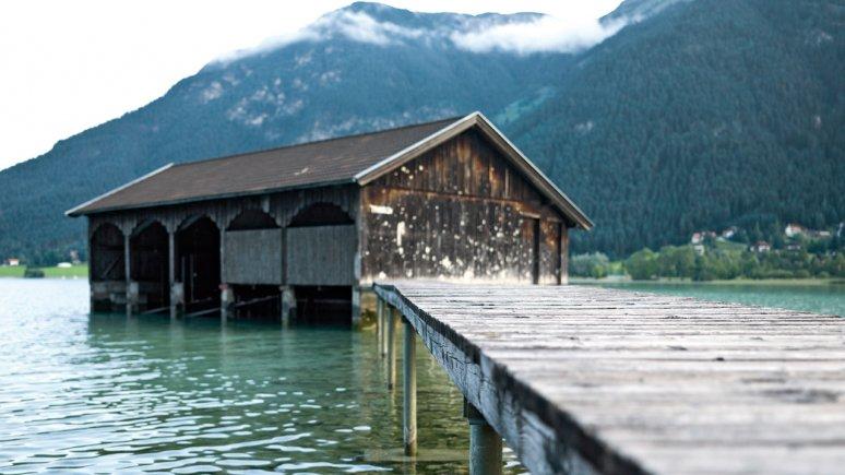 Lake Achensee, © Achensee Tourismus