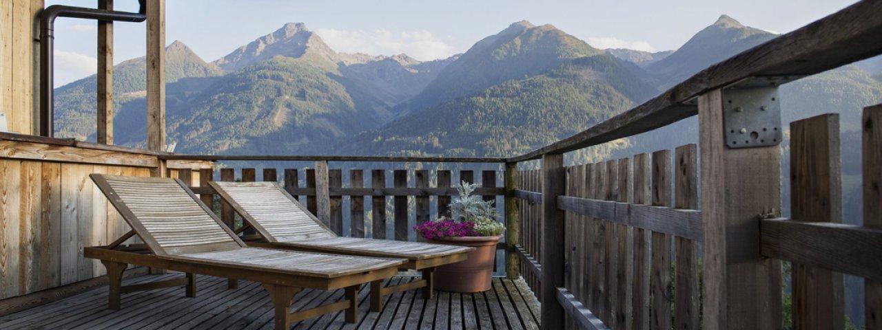 Spa at the Biohotel Holzleiten in Obsteig, © Hotel Holzleiten