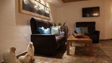Eingangsbereich Couch