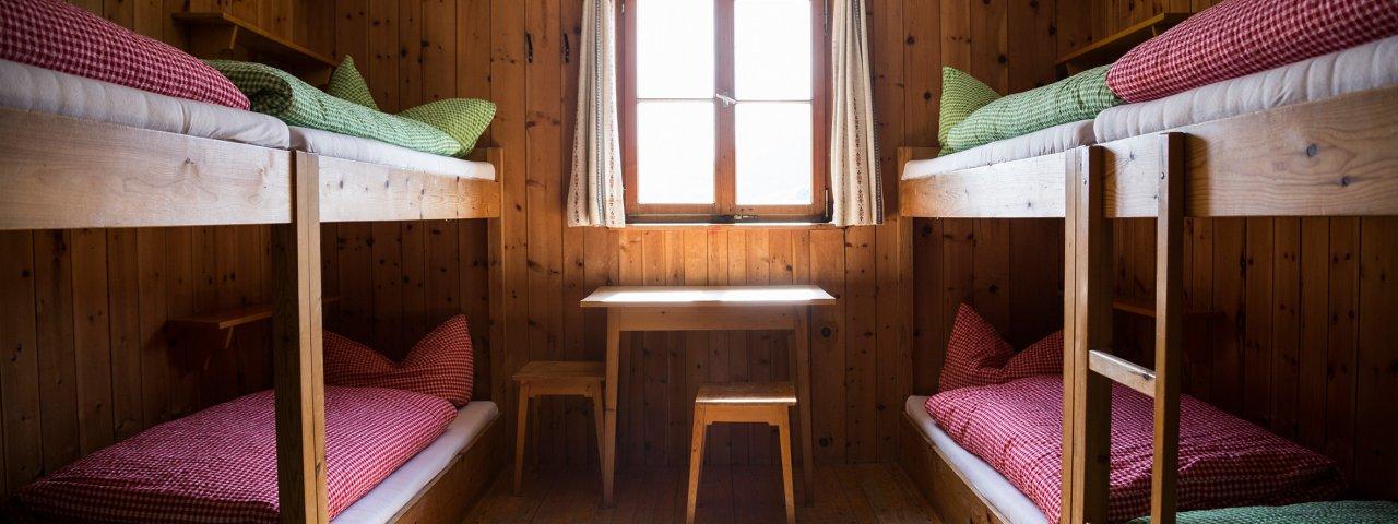 Steinseehütte, © Terrasse