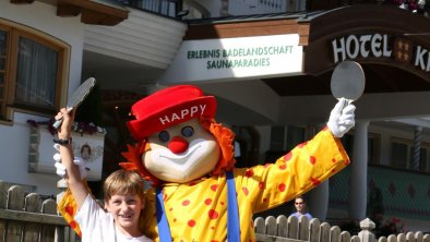 Kinderspielplatz - Alpenhotel Kindl