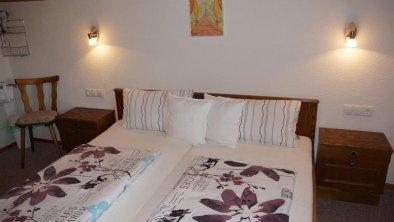 Schlafzimmer 2, © Haus Karwendelblick