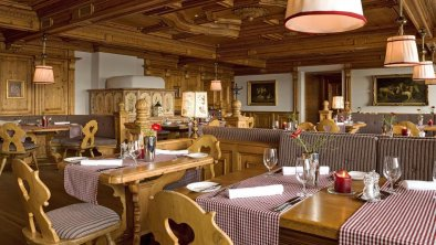 A la carte Restaurant Ambrasstube, © Interalpen-Hotel Tyrol