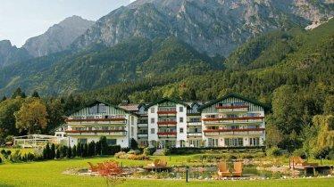 Alpenhotel Speckbacherhof, Frontansicht, © Alpenhotel Speckbacherhof