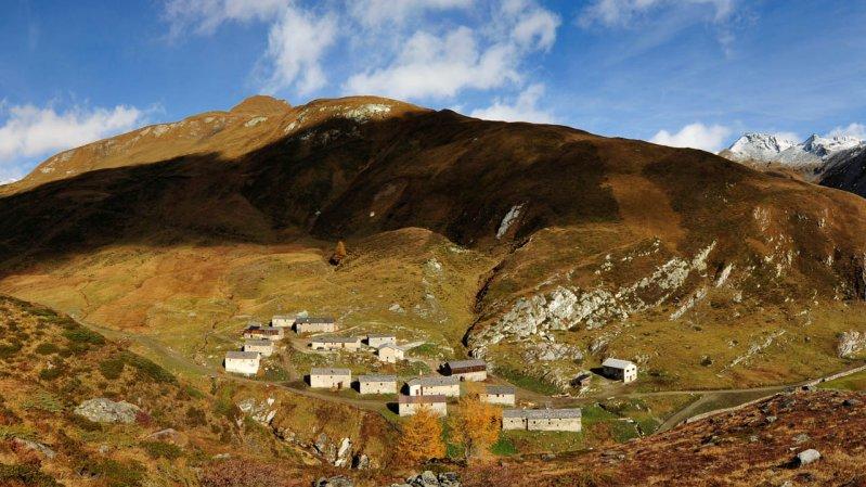 Jagdhaus Alpine Pastures in East Tirol, © Petr Blaha