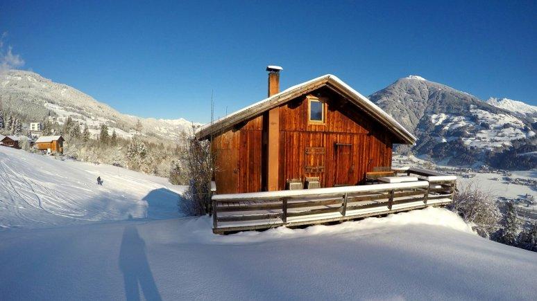 Wildhütte in the Zillertal Valley, © Chalets & Apartments Wachterhof