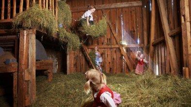 Kinderbauernhof Heuhüpfen