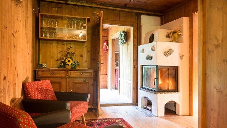 Living room, Ferienhaus Stillupp, © Huetten.com