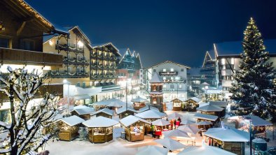 Romantischer Adventmarkt in Seefeld, © Olympiaregion Seefeld, Stephan Elsler