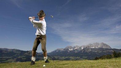 Golfen mit Aussicht