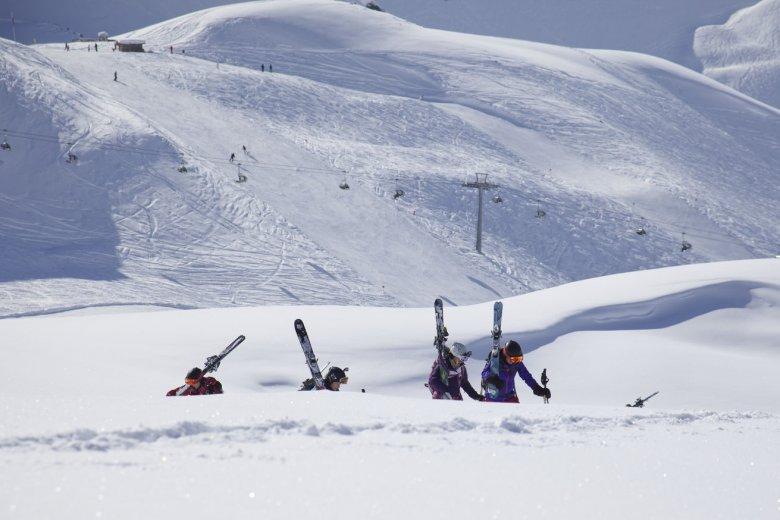 The start of the ski season in Tirol is normally marked by lots of parties and concerts.