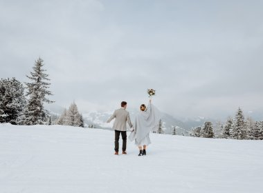Winter Wedding in Mayrhofen