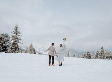Winter Wedding in Mayrhofen