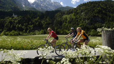 Iselttal Valley Cycle Path, © W. Böhm