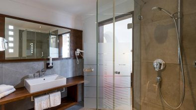 Badezimmer Suite Tannhäuser, © Hannes Dabernig