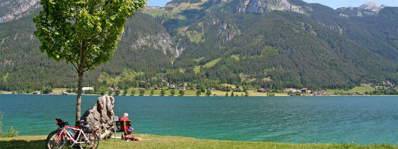 Achensee Lake, © TVB Achensee