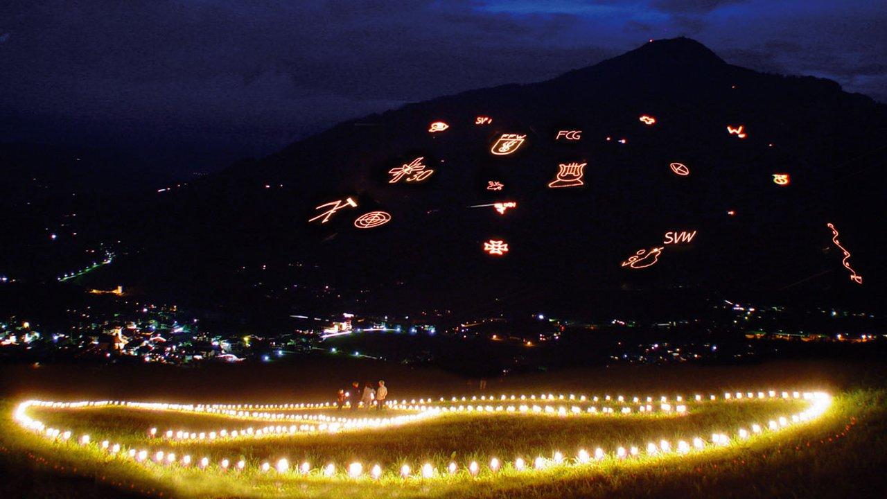 Brixental Mountain Fires, © WKBT