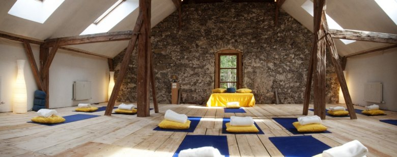 AlpenRetreat offers an easy opportunity to discover the divinity within. , © AlpenRetreat