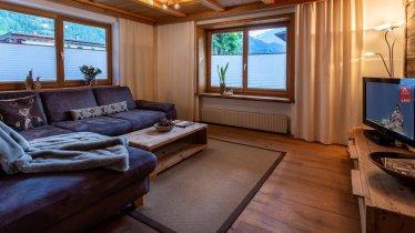 Wohnzimmer Grinberg, © Alpen Appartements Mayrhofen