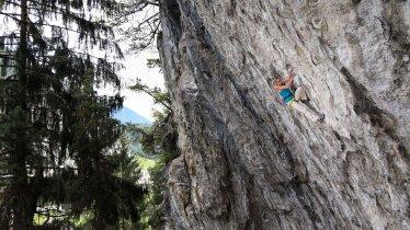 Rock Climbing in Imst, © Imst Tourismus/Bernie Ruech
