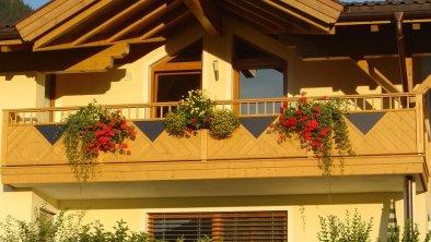Ferienwohnung Eisenmann Bad Häring Balkon