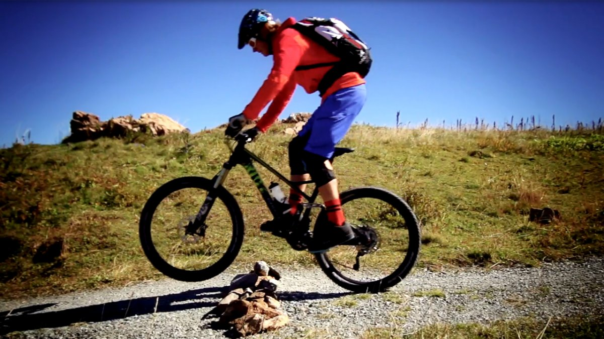 MTB Techniques (6): Mountainbike Obstacles