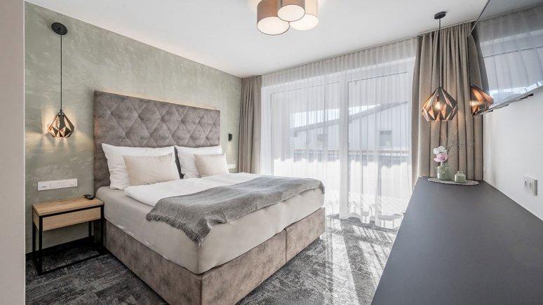 Bedroom, © Jordan's Lodge 126