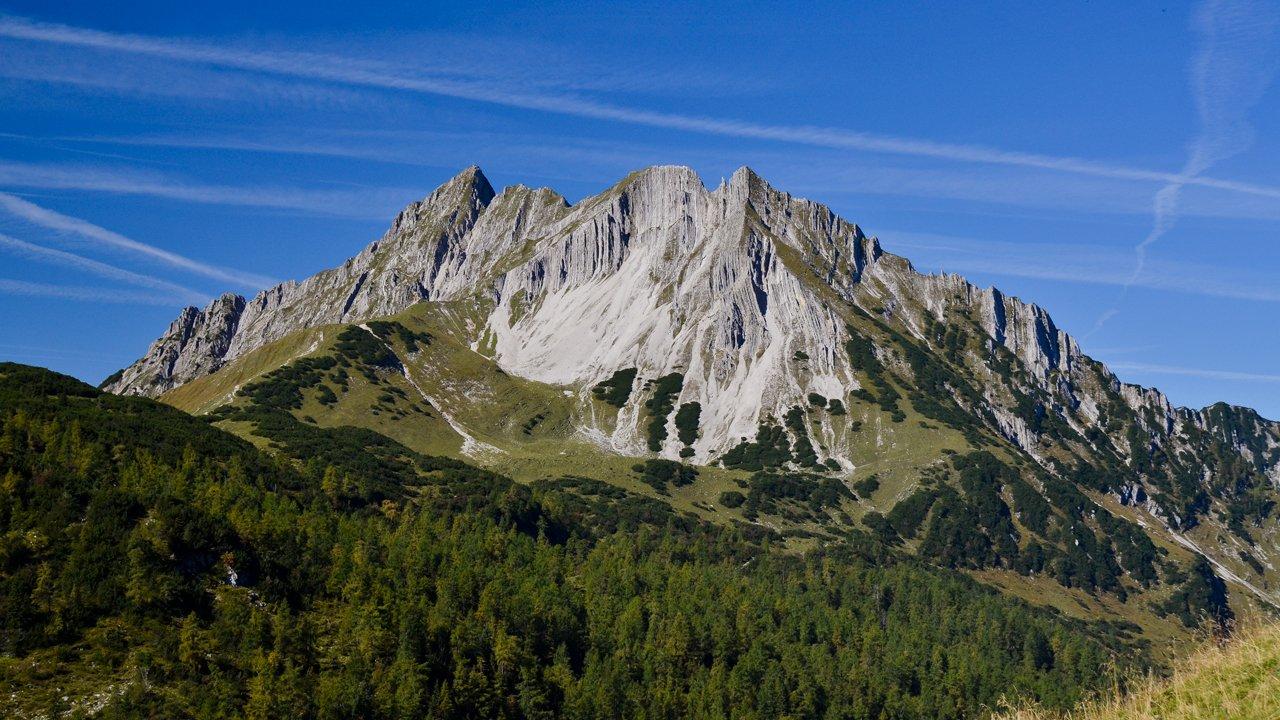 Mondscheinspitze in the Karwendel Mountains, © Naturpark Karwendel