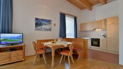 Haus der Mitte Mayrhofen - Küche