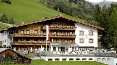 Hotel Glockenstuhl in Gerlos im Sommer