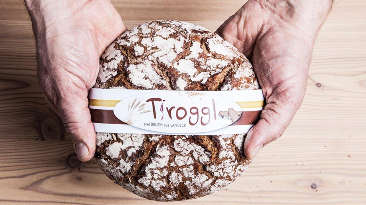 "Bread ""Tiroggl"", © Naturpark Kaunergrat"