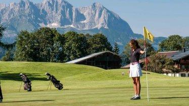 Golfclub Kitzbühel-Schwarzsee-Reith, © Golf Alpin