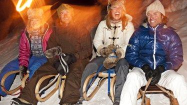 Pitztaler Skihütte Toboggan Run, © Mattia Balsamini