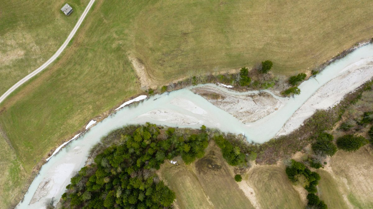 The Leutascher Ache river, © Tirol Werbung/Mario Webhofer