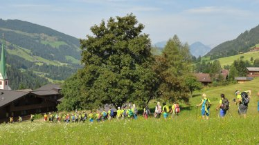 """Memories that will stay with you forever: The """"kitzalp24"""" 24-Hour Walk takes avid walkers through sceneries of awesome natural beauty, © Gabriele Grießenböck"""