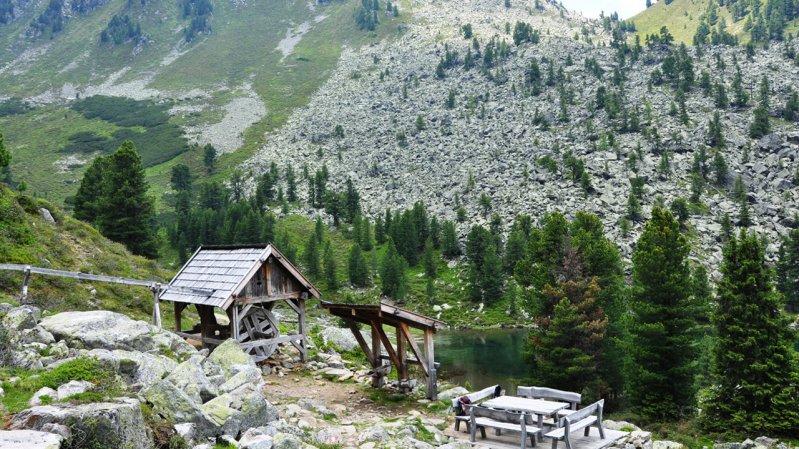 Hochoetz Miner's Trail, © Knappenweg Hochoetz