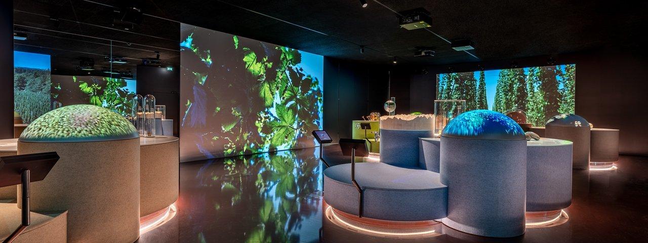 Multimedia exhibition, © Zillertal Bier