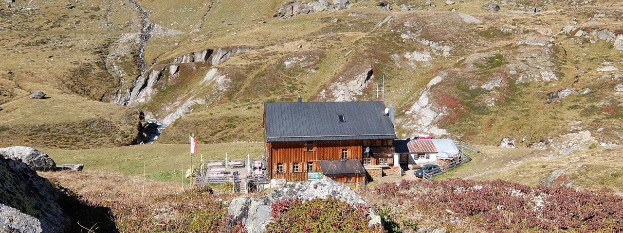 Johannishütte, © Tirol Werbung