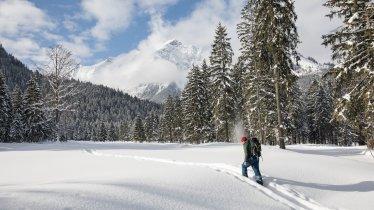 Winter hiking near Achensee, © Achensee Tourismus