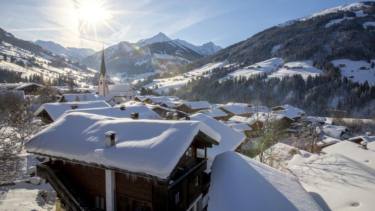 Alpbach in winter, © Alpbachtal Tourismus / Matthias Sedlak