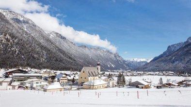 Wintersportort Waldring, © Defrancesco