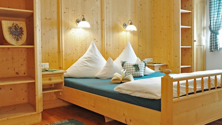 Appartment Maurer, Bedroom, © Appartement Maurer