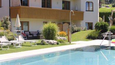 Hotel Geisler mit Pool, © Isabella T.