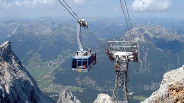 Tiroler Zugspitzbahn cable car, © Somweber