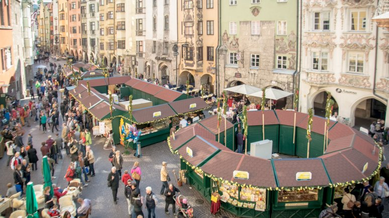 Easter Market in Innsbruck, © Innsbruck Tourismus/Alexander Tolmo