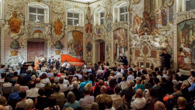 Obertöne Days of Chamber Music Festival in Stams, © Heinz Zak