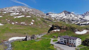 Mountain bike ride to the Heidelberger Hütte, © Paznaun Ischgl