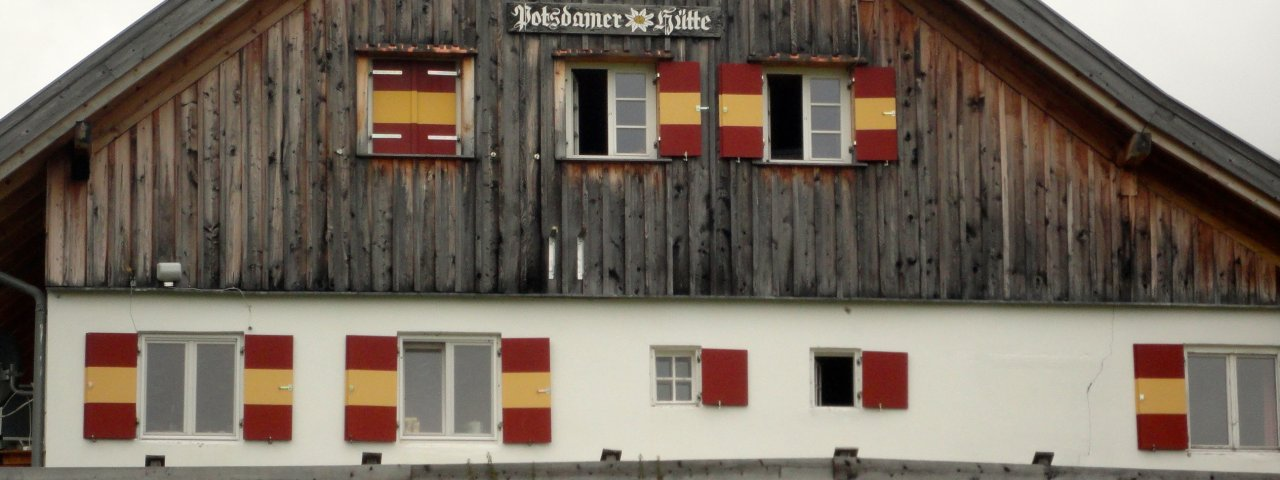 Podsdamer Hütte, © Tirol Werbung/Ines Mayerl