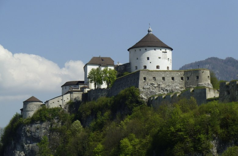 With 4,948 pipes, the Heroes' Organ at Kufstein Fortress is the largest free-standing organ in the world. (Photography: Tirol Werbung)