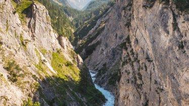Karwendel Gorge, © Tirol Werbung/Bert Heinzlmeier